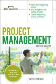 Project Management, Second Edition (Briefcase Books Series) by Gary R Heerkens