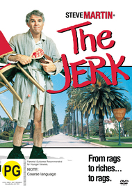 The Jerk on DVD image