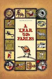 A Year of Fables by Alessia Delvecchio image