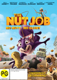 The Nut Job on DVD