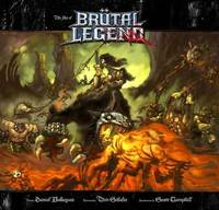 The Art of Brutal Legend by Daniel Bukszpan