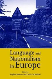 Language and Nationalism in Europe image
