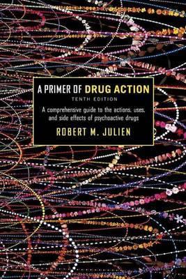 Primer Drug Action by Robert M. Julien image