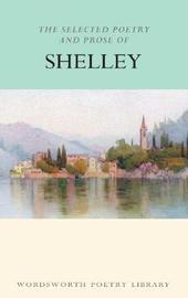 The Selected Poetry & Prose of Shelley by Percy Bysshe Shelley image