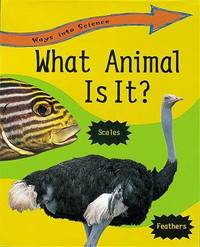 What Animal Is It? by Peter Riley image