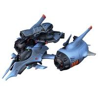 Asterian Chira Transporter / Chroma Force Platform