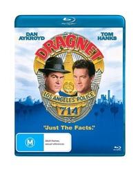Dragnet on Blu-ray