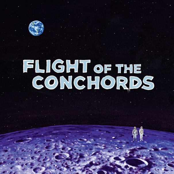 The Distant Future by Flight of the Conchords image