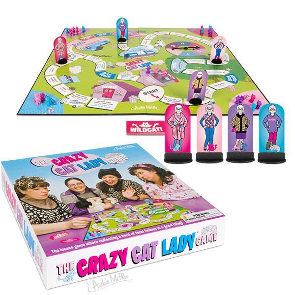 The Crazy Cat Lady - Board Game (2nd Edition) image