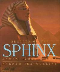 Secrets of the Sphinx by James Giblin image
