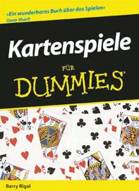 Kartenspiele Fur Dummies by Barry Rigal image
