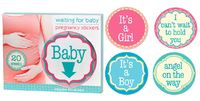 Pregnancy Belly Stickers - Waiting For Baby