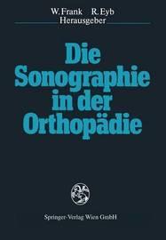 Die Sonographie in Der Orthopadie
