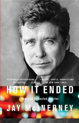 How It Ended by Jay McInerney image