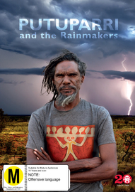 Putuparri And The Rainmakers on DVD image