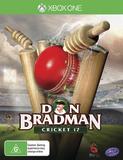 Don Bradman Cricket 17 for Xbox One