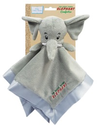 Little Golden Book: Saggy Baggy Elephant - Comforter