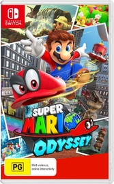Super Mario Odyssey for Nintendo Switch image