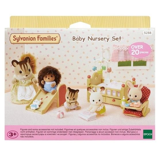 Sylvanian Families: Baby Nursery Set image