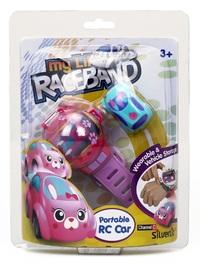 Silverlit: My Lil' Raceband - Blue Bunny