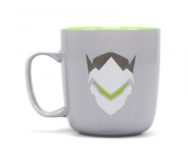 Overwatch: Genji Logo - Coffee Mug (350ml)