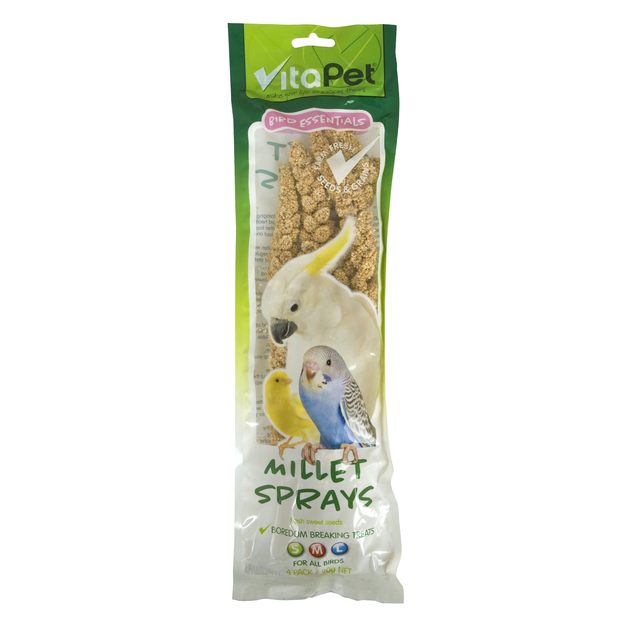 Vitapet: Millet Spray 90g