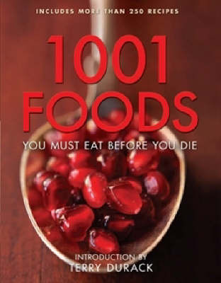 1001 Foods You Must Eat Before You Die image