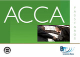 ACCA - F4 Corporate and Business Law (GLO): Passcards: Fundamentals paper F4 by BPP Learning Media