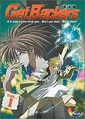 Get Backers Vol 1 - G And B On The Case on DVD
