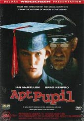 Apt Pupil on DVD