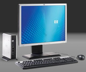 Hewlett-Packard HP T5135 400MHz 64MB Flash 128R Linux Thin Client image