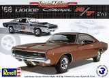 Revell '68 Dodge Charger 1:25 Model Kit