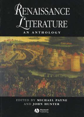 Renaissance Literature: An Anthology