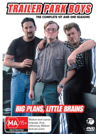 Trailer Park Boys - The Complete 1st & 2nd Seasons Box Set on DVD image