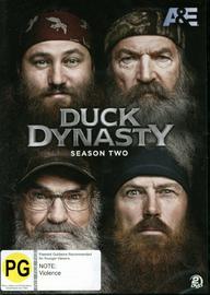Duck Dynasty - Season Two on DVD
