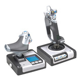 Saitek X52 Flight Control System for