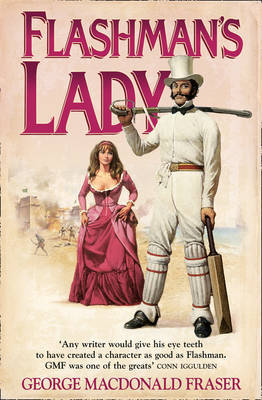 Flashman's Lady by George MacDonald Fraser image