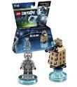 LEGO Dimensions Fun Pack - Cyberman & Dalek (All Formats) for