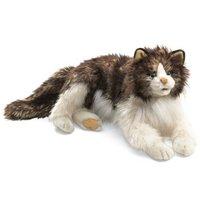 Folkmanis Hand Puppet - Ragdoll Cat