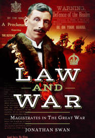 Law and War by Jonathan Swan