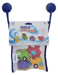 Tolo Toys: Vehicles Bath Squirter Set