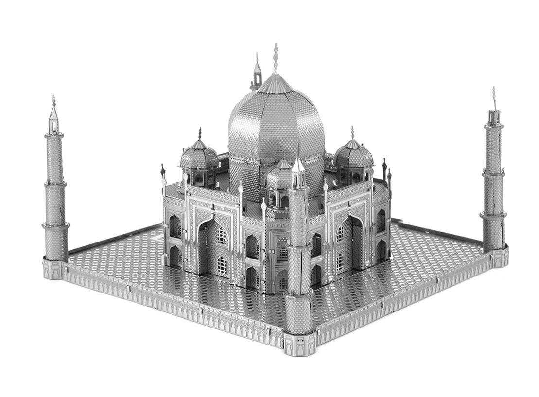 Metal Earth ICONX: Taj Mahal - Model Kit image