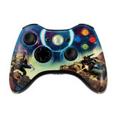 Halo 3 Limited Edition Wireless Controller - Spartan for Xbox 360