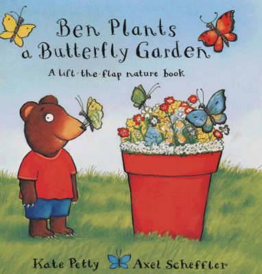 Ben Plants a Butterfly Garden image