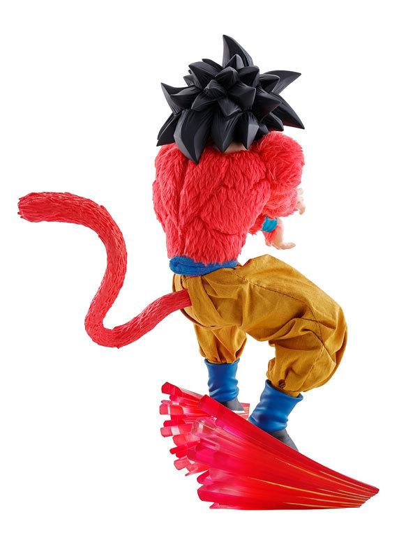 D.O.D: Over Drive Super Saiyan 4 Goku - PVC Figure image