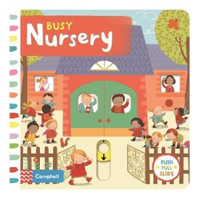 Busy Nursery by Angie Rozelaar