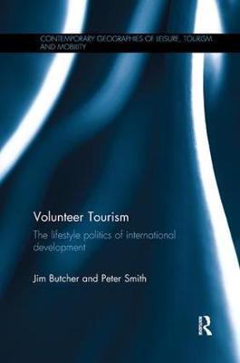 Volunteer Tourism by Jim Butcher image