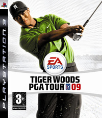 Tiger Woods PGA Tour 09 for PS3 image