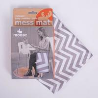 Moose Mess Mat - Chevron