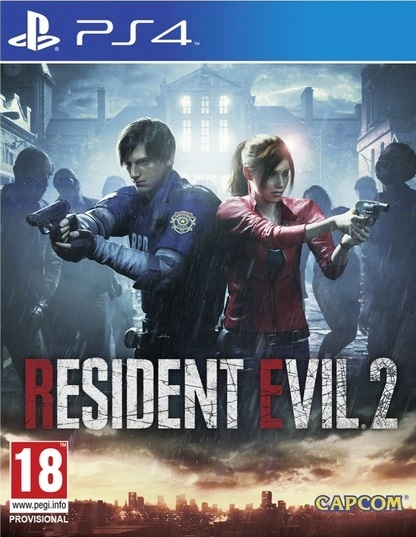 Resident Evil 2 for PS4 image